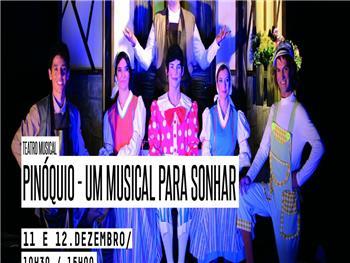 Pinóquio - um musical para sonhar
