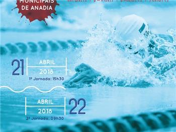 Anadia: Torneio Regional de Clubes em natação