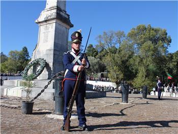 Comemorações dos 208 anos da Batalha do Bussaco