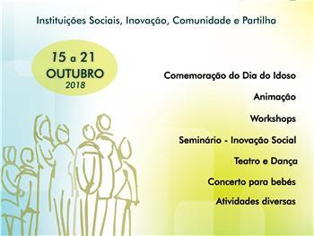Anadia Social . Instituições Sociais, Inovação, Comunidade e Partilha