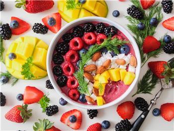 Na CAIS PHARMA... com Alimentação Saudável