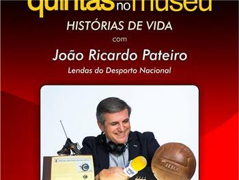 Anadia: Quintas no Museu com João Ricardo Pateiro