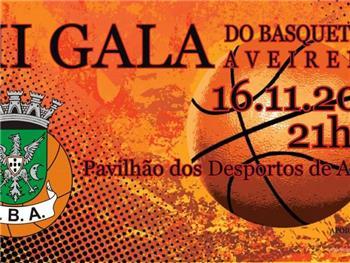 Anadia acolha Gala do Basquetebol aveirense