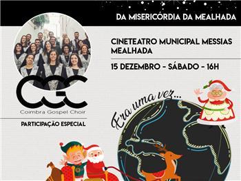 Gala de Natal da Misericórdia da Mealhada