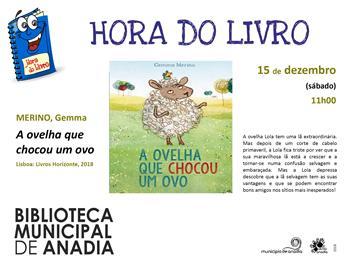 """Anadia: Biblioteca Municipal apresenta """"Hora do Livro"""""""