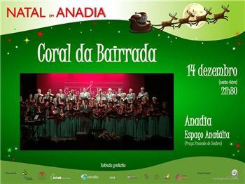 Natal em Anadia: Concerto do Coral da Bairrada
