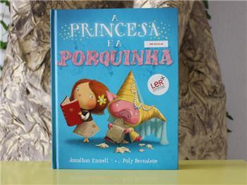 Mealhada: hora do conto - A princesa  e a porquinha
