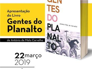 Mealhada: Apresentação de livro - Gentes do Planalto