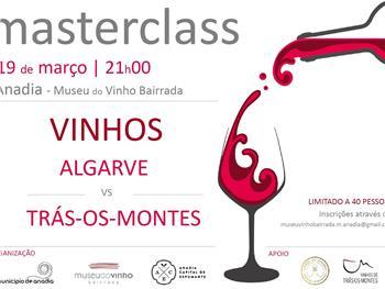 Anadia: Masterclass de Vinhos no Museu Bairrada