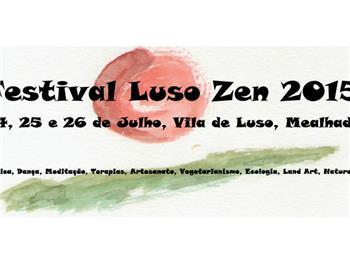 LUSO ZEN, Festival da Meditação e do Relaxamento
