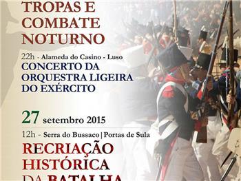 Comemorações dos 205 anos da Batalha do Buçaco