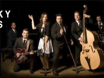 Lucky Duckies: Jazz, Swing e Rock dos anos 50 invadem FESTAME