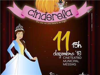 "Musical ""Cinderela"" na Mealhada"