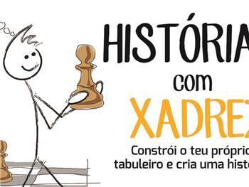 """OFICINA """"HISTÓRIAS COM XADREZ"""""""