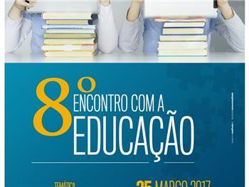 8º Encontro com a Educação