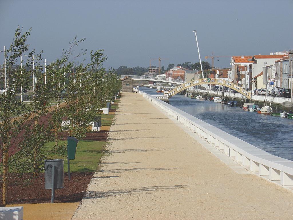 Canal de São Roque da Ria de Aveiro