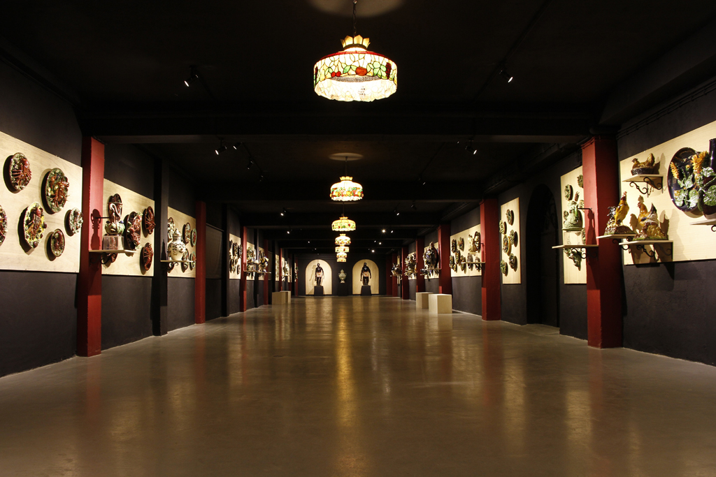 Aliança Underground Museum