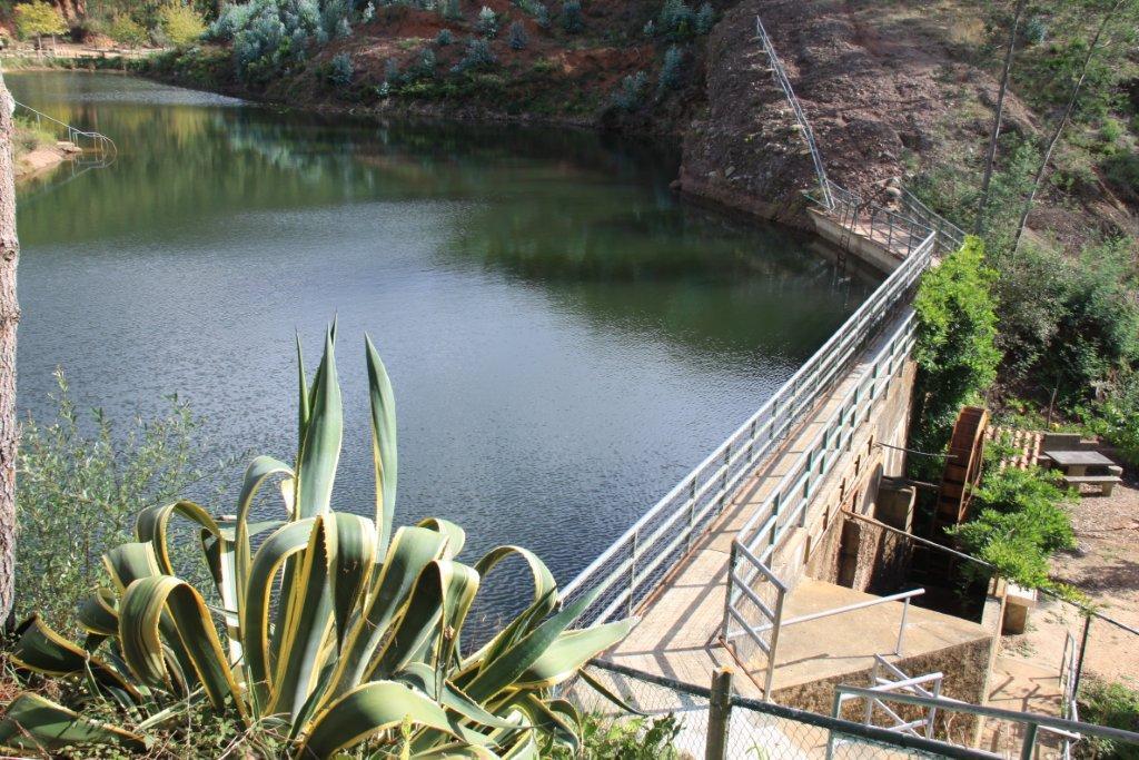 Barragem da Gralheira