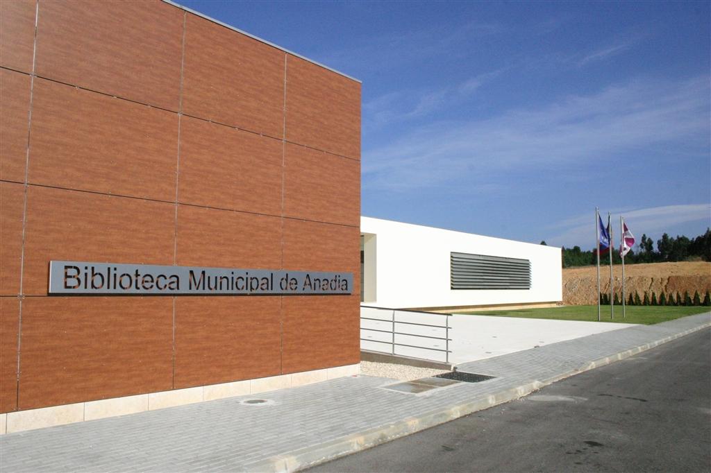 Biblioteca Municipal de Anadia