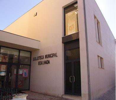 Biblioteca Municipal de Mealhada