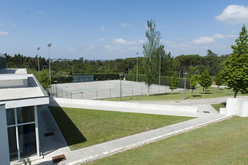 Parque Deportivo de Oliveira do Bairro