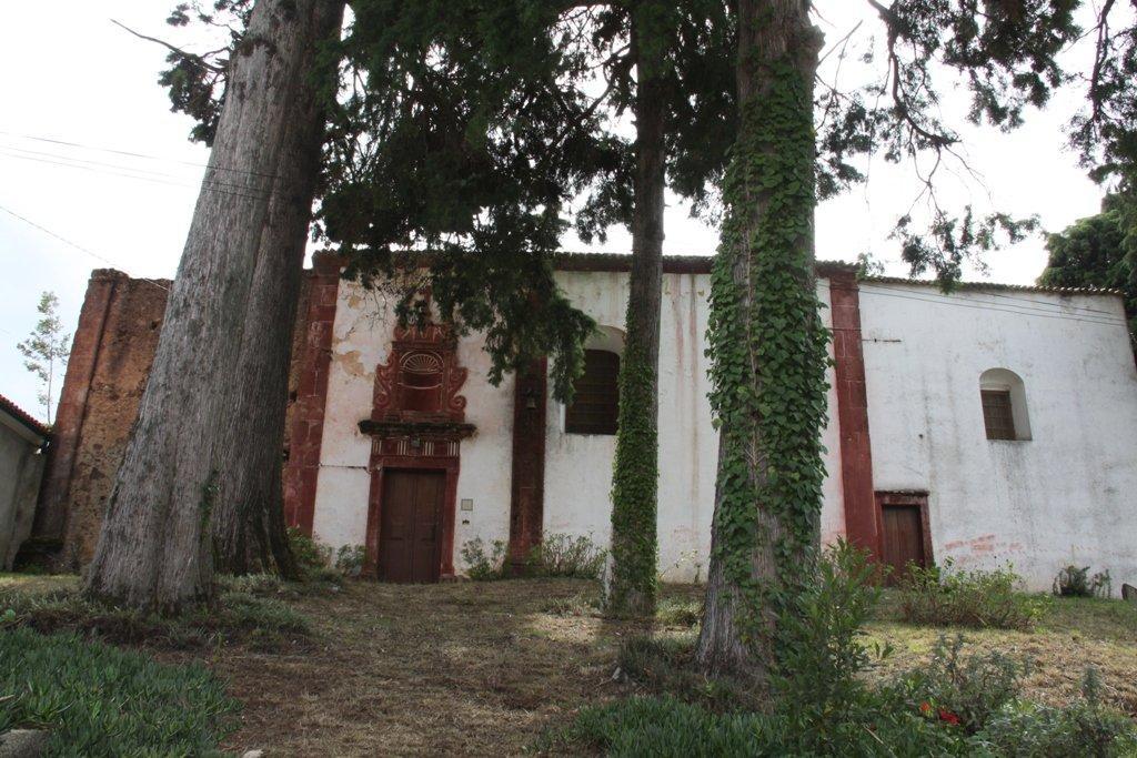 Ruínas do Convento das Ursulinas e Capela Nª Srª da Piedade (Vale da Mó)