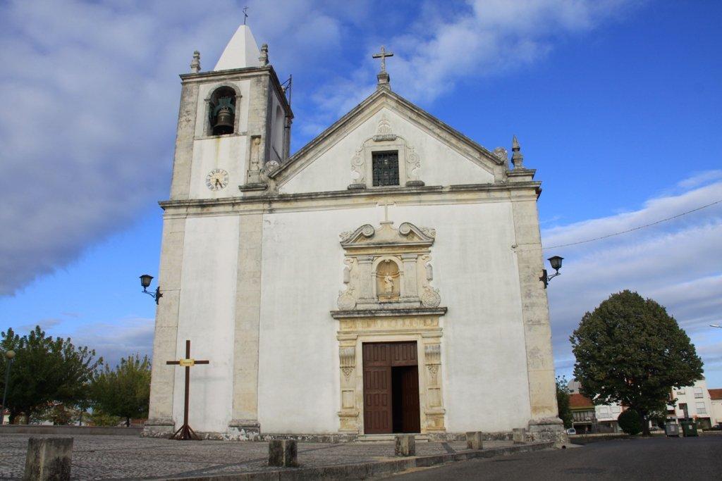 Igreja Paroquial de Sangalhos