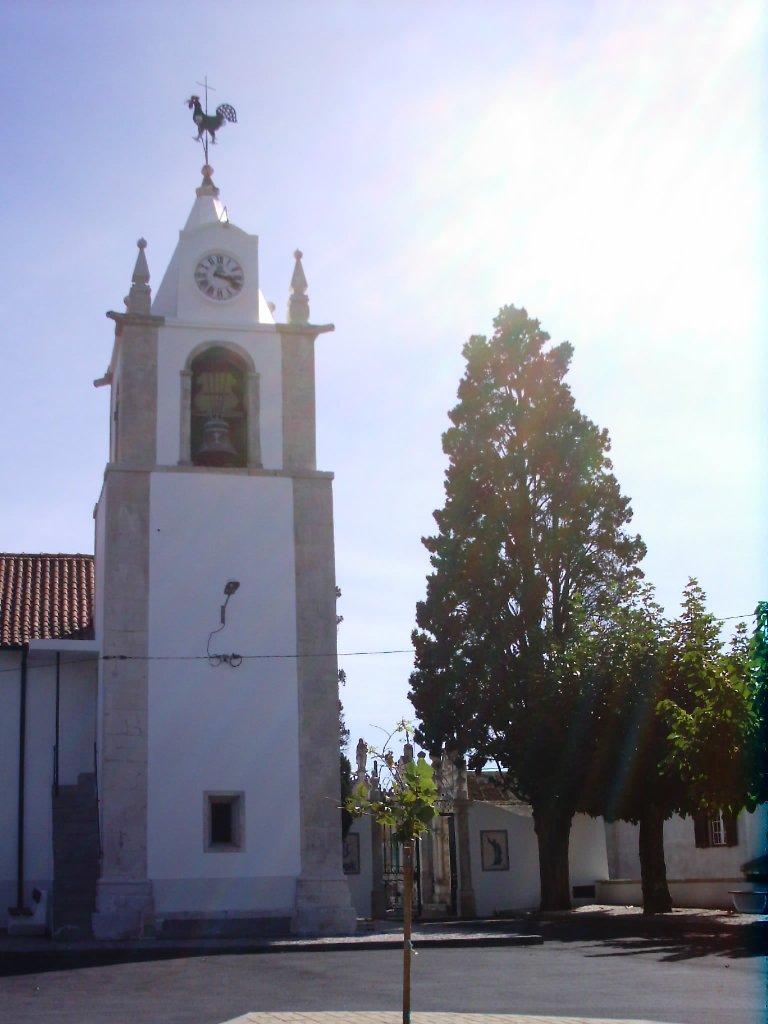 Igreja Paroquial de Tamengos