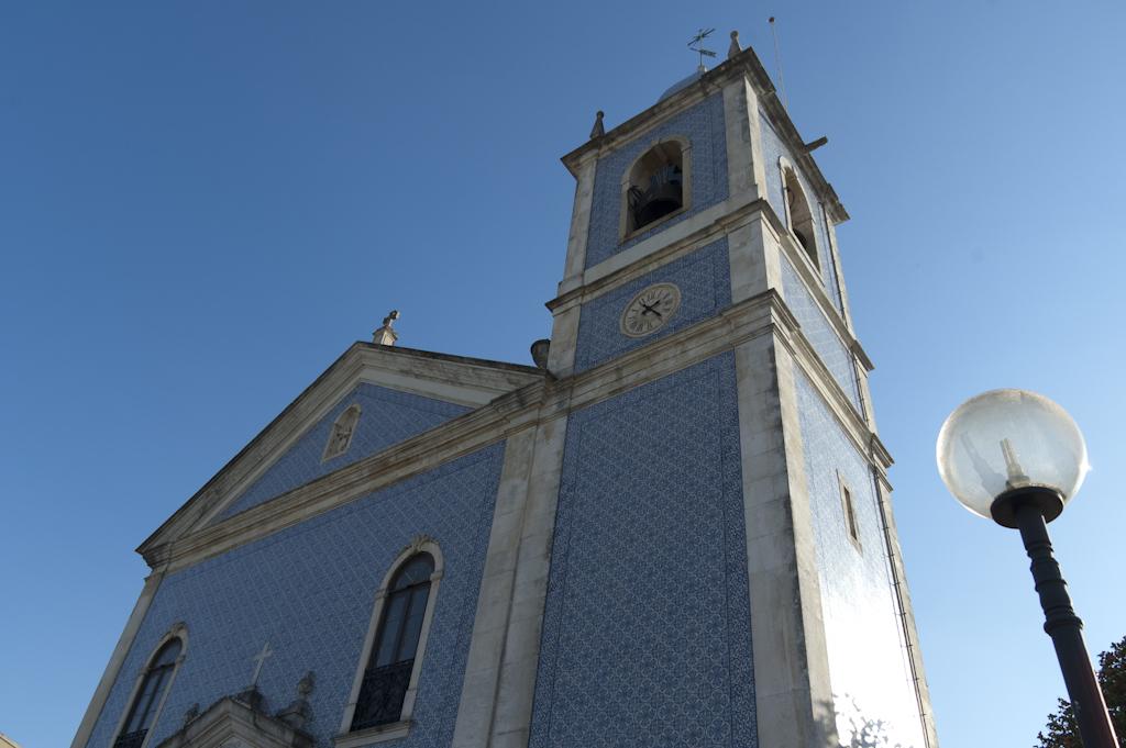 Iglesia de Oiã