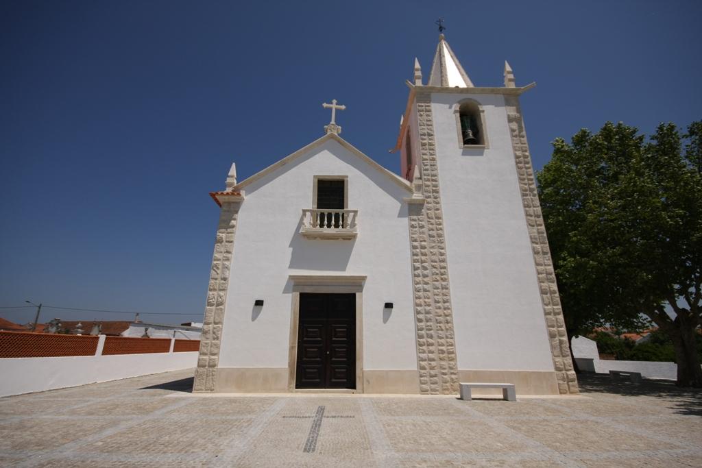 Igreja Matriz de Soza