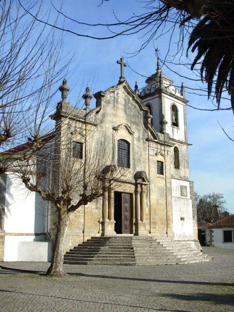 Igreja Matriz de Ançã - Nossa Senhora do Ó