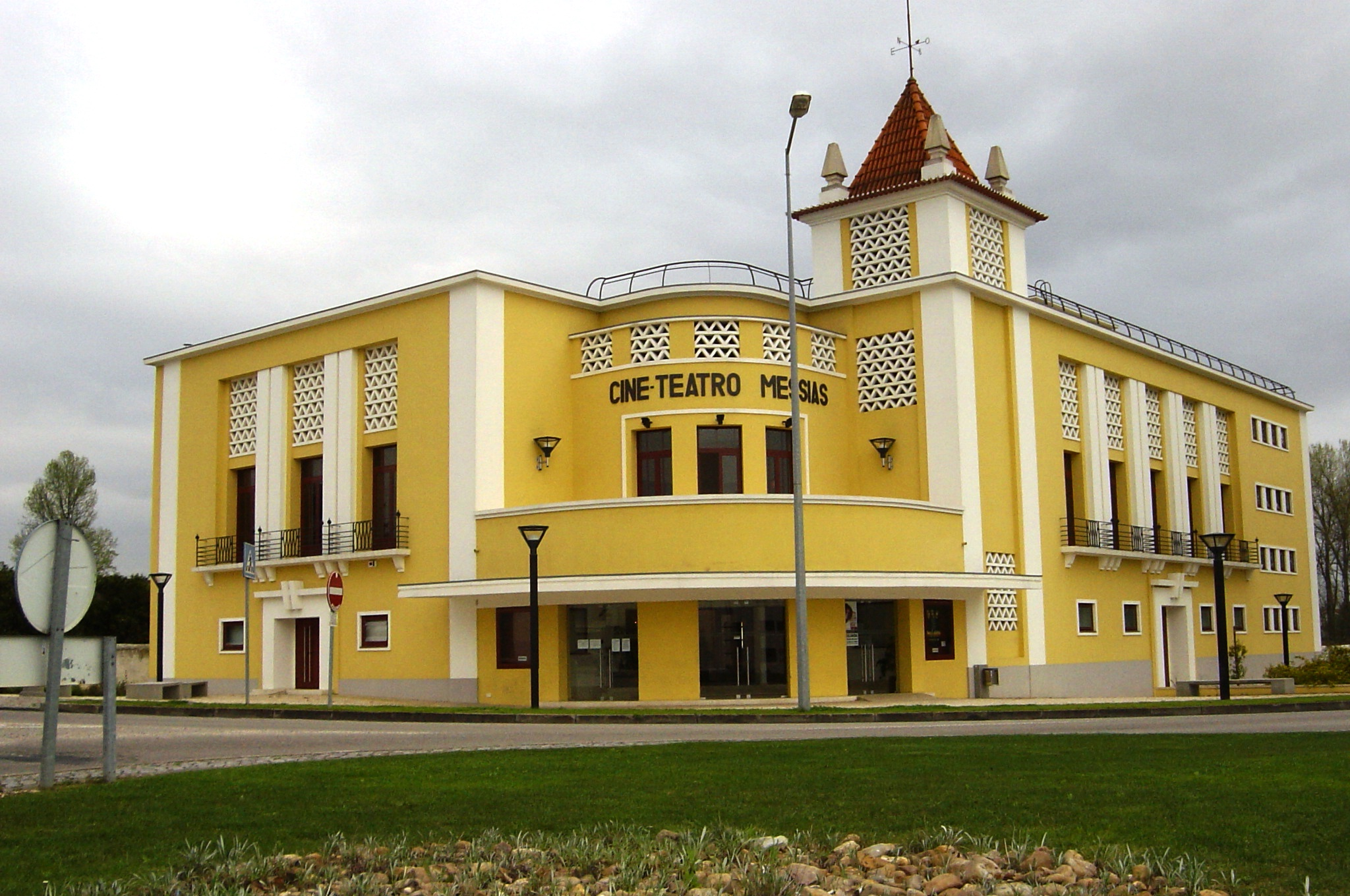 Cine-Teatro Municipal Messias