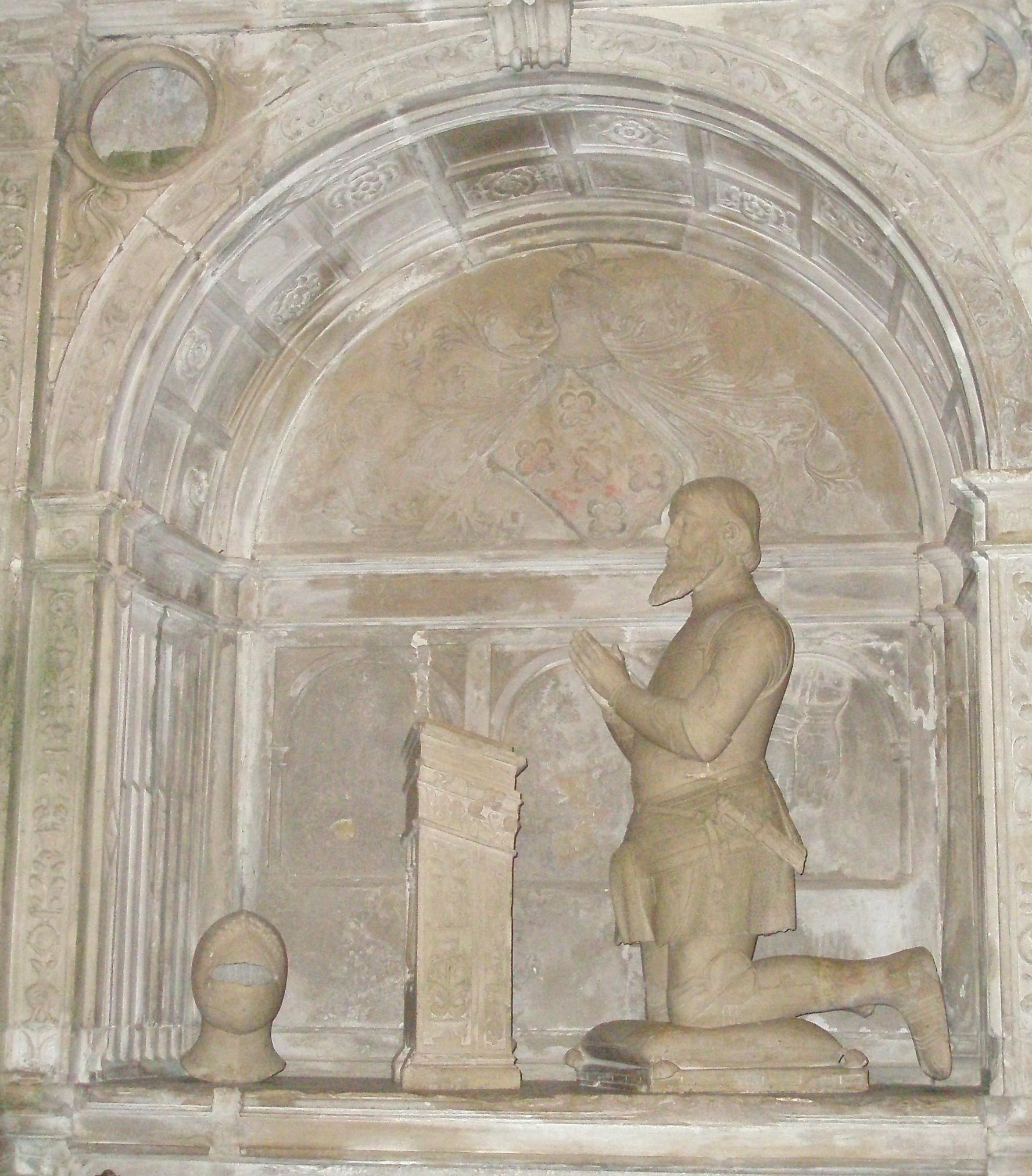 Iglesia de Trofa - Panteón de los Lemos