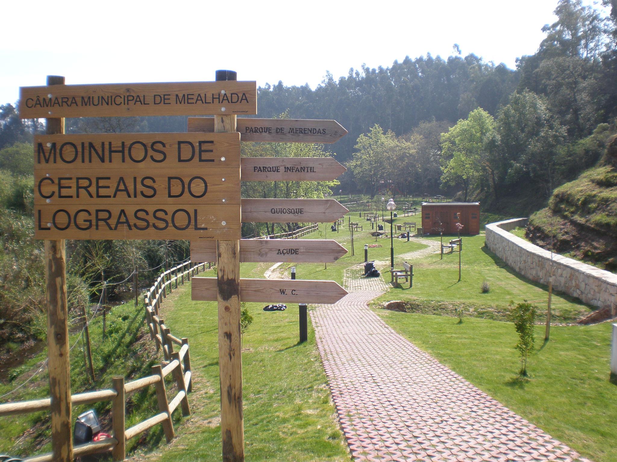 Parque dos Moinhos de Lograssol