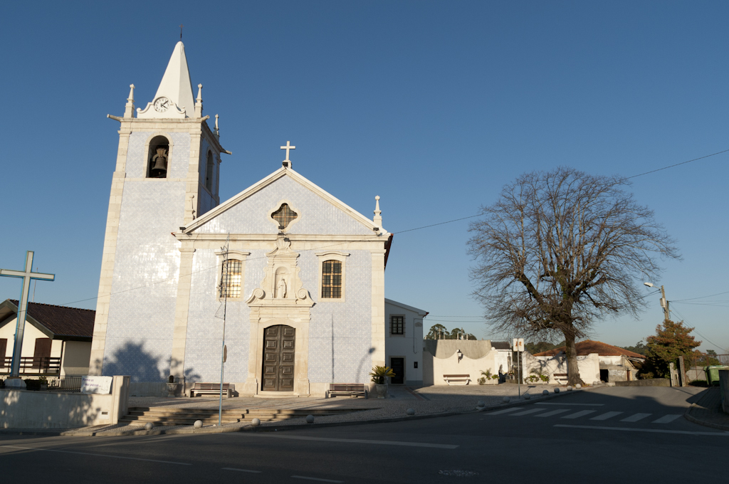 Igreja Matriz do Troviscal