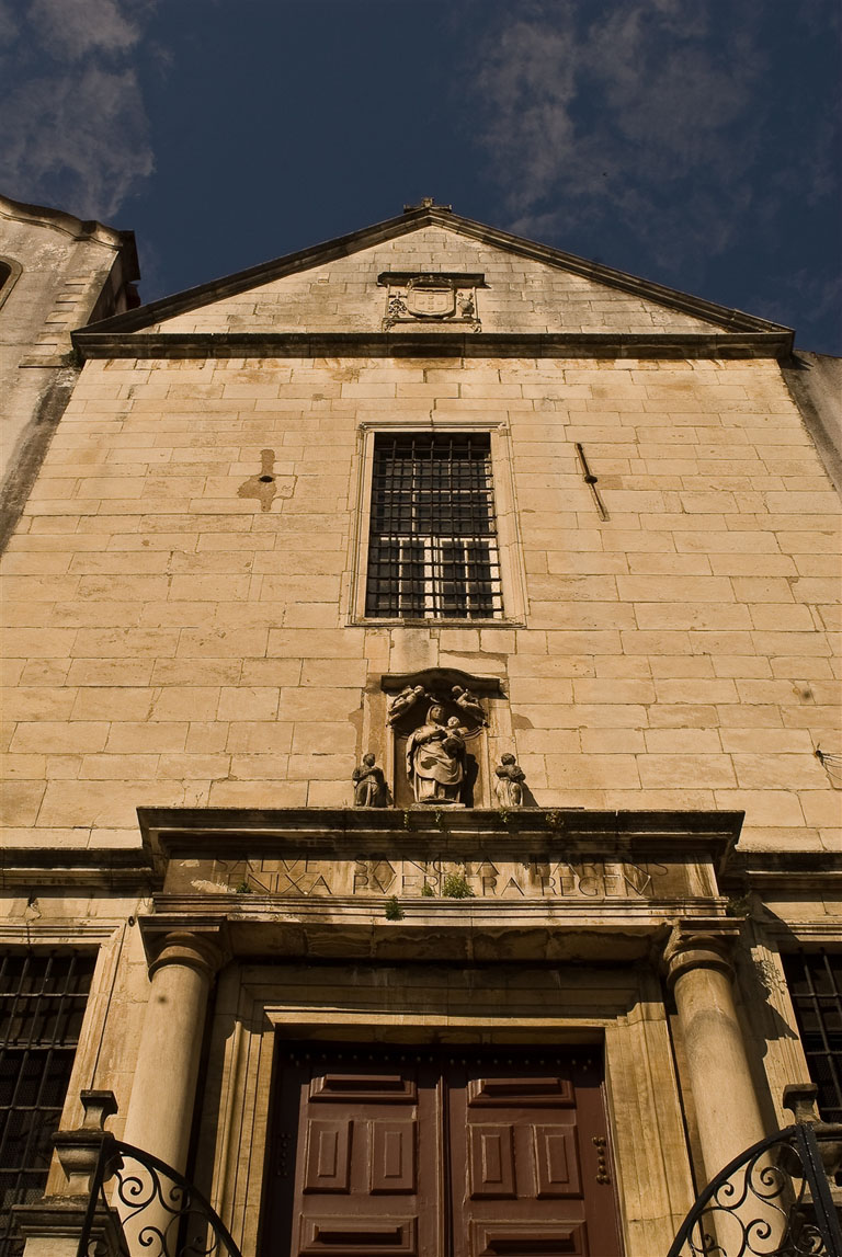 Iglesia de Santa Justa