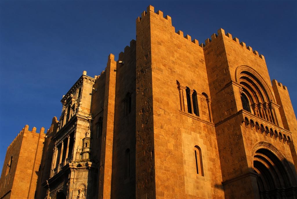 Sé Velha (Old Cathedral)