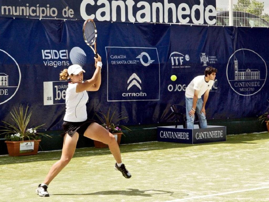 Parque Municipal de Ténis de Cantanhede (Cantanhede Municipal Tennis Park)