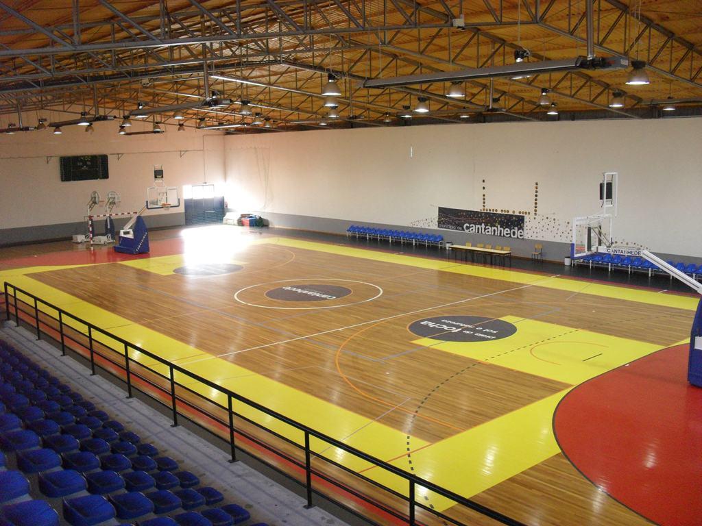 Pavilhão Marialvas (Marialvas Sports Hall)