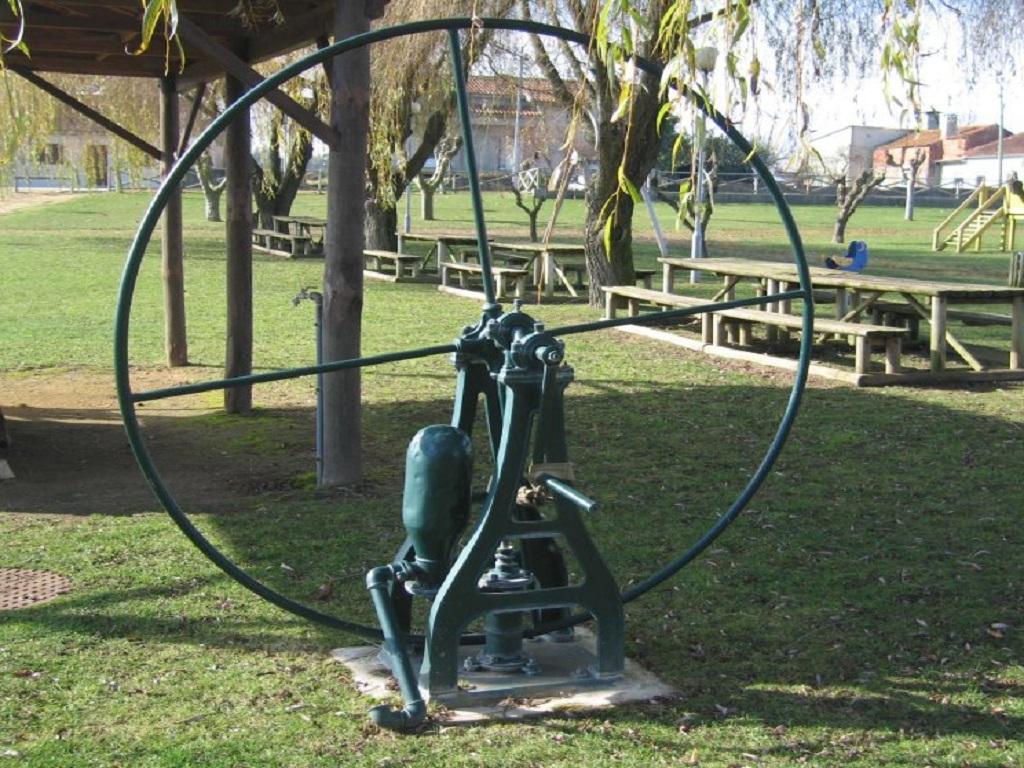 Parque recreativo de Montinho