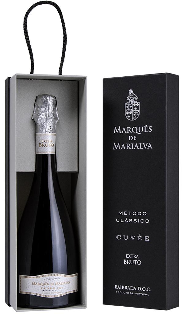 Marquês de Marialva Cuvée Branco Extra Bruto 2011