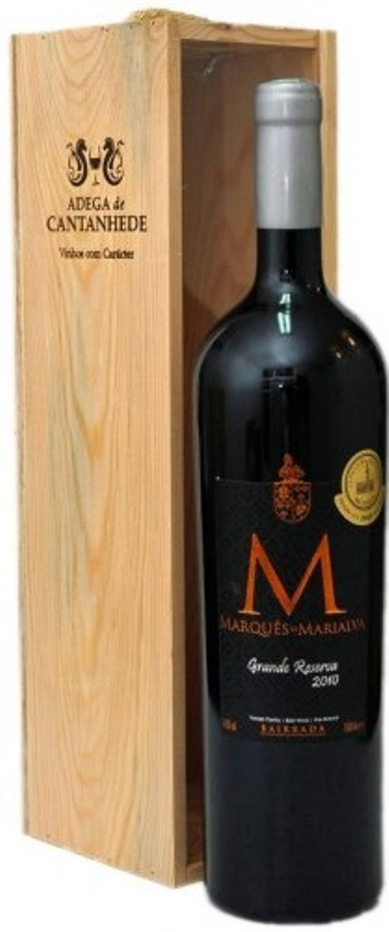 Marquês de Marialva Grande Reserva Tinto 2010 Magnum