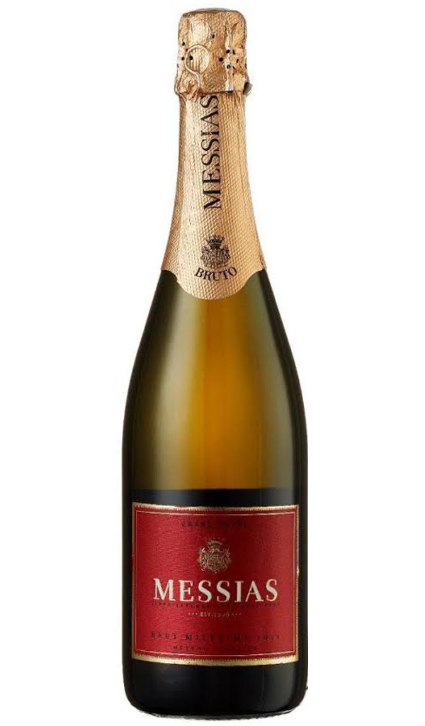 Messias Brut Milésime Grand Cuveé Branco Bruto 2012