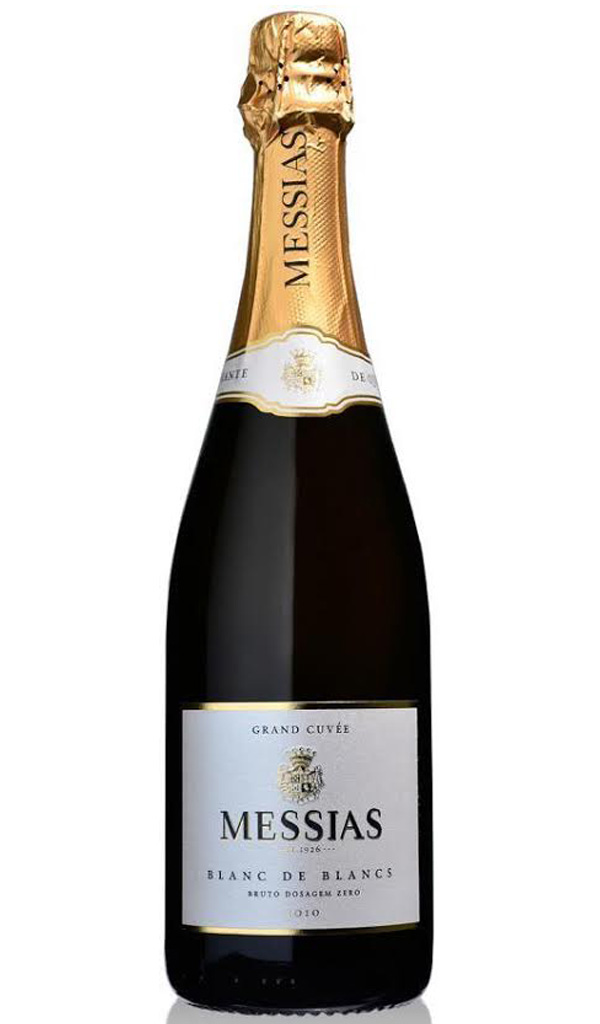 Messias Blanc de Blancs Branco Bruto 2010