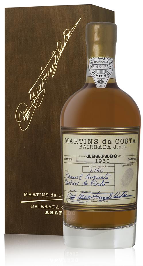 Martins da Costa Abafado 1960