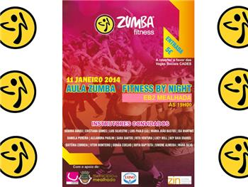 Mega Aula de Zumba by Night