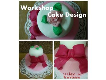 Workshop Cake Design - Nível II