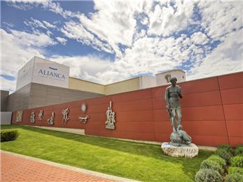Visita ao Aliança Underground Museum
