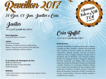 Entre em Grande no Novo Ano - Reveillon 2017