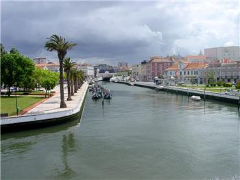 Canal Central de la Ría de Aveiro